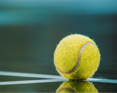 kort tennisowy